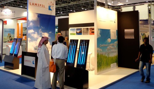 Lamifil - Middle East Electricity 2013