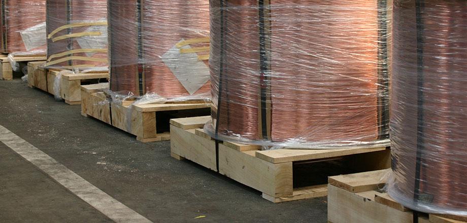 Lamifil - Logistics