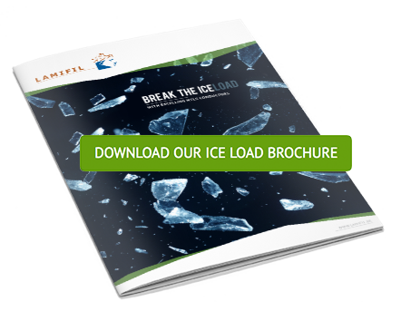 Picture of the Lamifil Break the ice load brochure