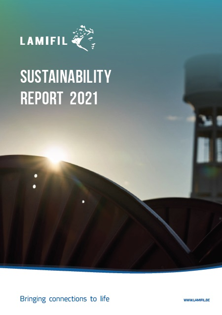 cover sustainability report 2021